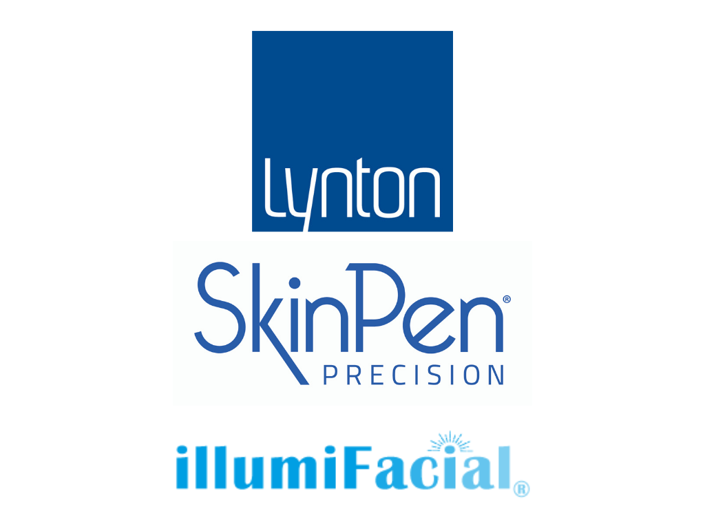 lynton skin pen and illumifacial logos