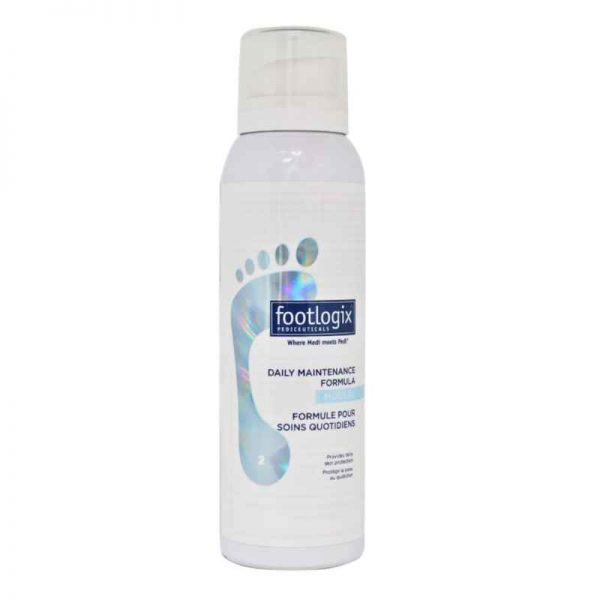 footlogix daily maintenance mousse