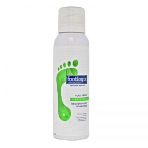footlogix foot fresh deodorant spray