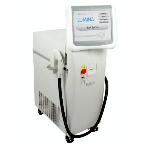 picture of positive skin lynton lumina IPL machine