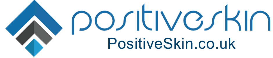 positive skin logo