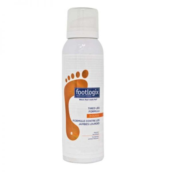 footlogix tired leg formula mousse