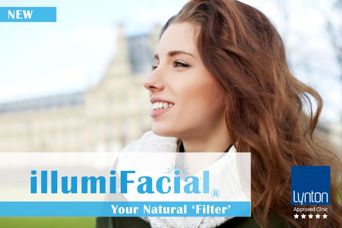 lynton illumifacial promotional picture