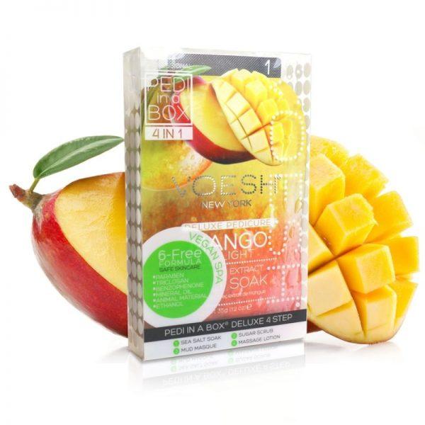 voesh mango delight 4 step pedi