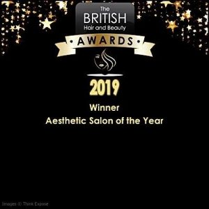 Aesthetic salon of the year 2019